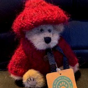 NWT Boyds Bears & Friends Kayla Mulbeary Bear